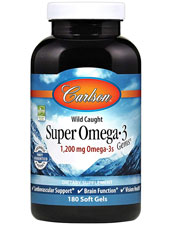 Super Omega-3 Gems Fish Oil Concentrate
