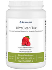 UltraClear PLUS - Natural Berry Flavor