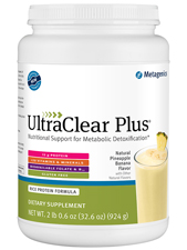UltraClear PLUS - Pineapple/Banana