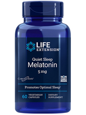 Quiet Sleep Melatonin 5 mg