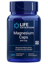 Magnesium Caps 500 mg