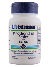 Mitochondrial Basics with BioPQQ