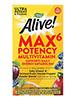 Alive! Whole Food Energizer Multi-Vitamin No iron