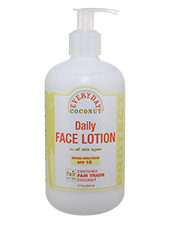 Everyday Coconut Daily Face Lotion