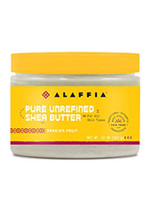 Pure Unrefined Shea Butter Passionfruit