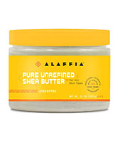 Pure Unrefined Shea Butter Unscented