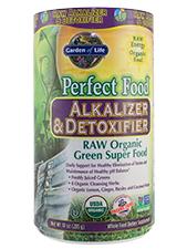 Perfect Food Alkalizing & Detoxifier RAW Green Food