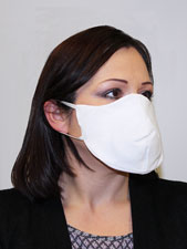 Organic Cotton Allergy Mask with Carbon Insert