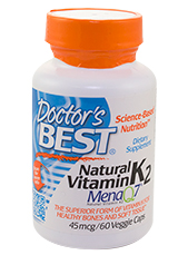 Natural Vitamin K2 MENAQ7