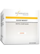 Sleep Reset - Orange