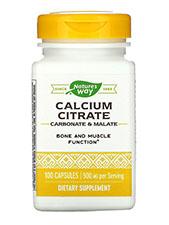 Calcium Citrate Carbonate & Malate