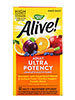 Alive! Adult Ultra Potency Complete Multivitamin