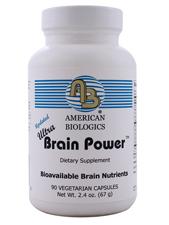 Ultra Brain Power