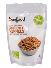 Raw Organic Apricot Kernels
