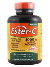 Ester-C with Citrus Bioflavonoids 1,000 mg
