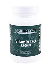 Vitamin D 1000 IU 1000 IU
