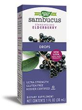 Sambucus Drops