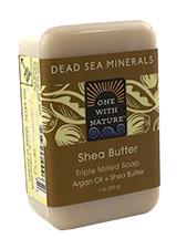 Dead Sea Minerals Shea Butter Bar Soap