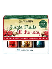 Jingle Nails All The Way