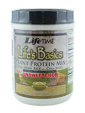 Life's Basics Plant Protein - Unsweetened Vanilla
