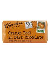 Dark Chocolate Orange Mini Bar
