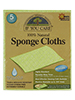 100% Natural Sponge Cloths