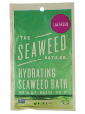 Wildly Natural Seaweed Bath Powder - Lavender