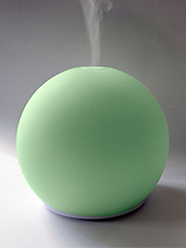 Spa Glow Essential Oil Diffuser