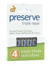 Triple Razor Refill