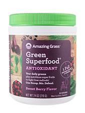 Green Superfood Antioxidant Sweet Berry Flavor