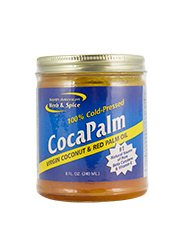 CocaPalm - Virgin Coconut & Red Palm Oil