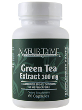 Green Tea Extract 300 mg