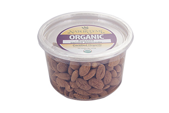 Organic Roasted Almonds - Salted