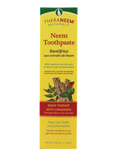 Neem Toothpaste - Neem Therape with Cinnamon
