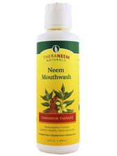 TheraNeem Herbal Mouthwash Cinnamon Therape