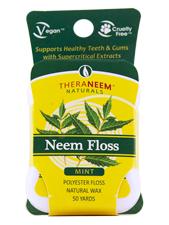 TheraNeem Neem Floss Mint
