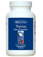 Thymus Natural Glandular