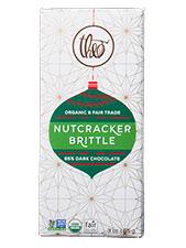 Nutcracker Brittle Dark Chocolate Bar