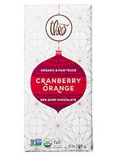 Cranberry Orange Milk Chocolate Bar