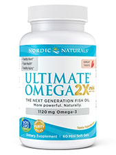 Ultimate Omega Minis - Strawberry Flavor
