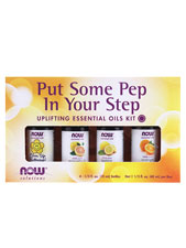 Put Some Pep In Your Step Uplifting Essential Oils