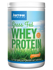 Grass Fed Whey Protein - Unflavored