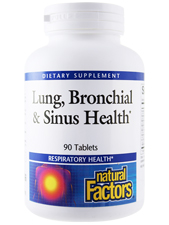 Lung Bronchial & Sinus Support