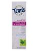 Fluoride Free Antiplaque & Whitening Toothpaste - Spearmint Gel