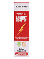 Vitamin B12 Energy Booster