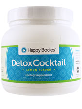 Daily Detox Cocktail- Lemon Flavor