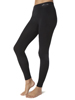 Organic Bamboo Full Length Legging - Black