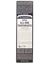 Anise All-One Toothpaste - Fluoride Free