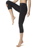Organic Bamboo 3/4 Length Legging - Black