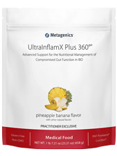 UltraInflamX Plus 360 - Natural Pineapple Banana